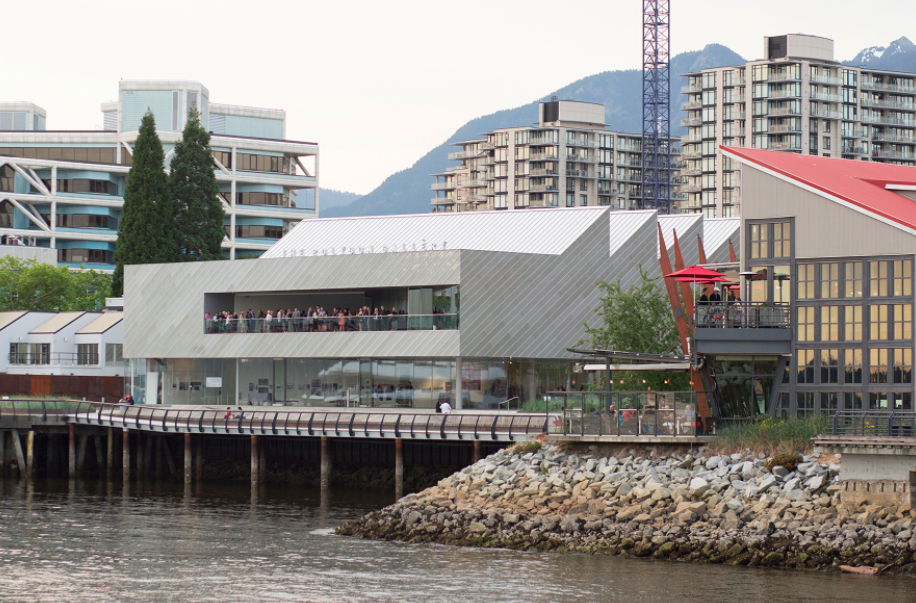 The Polygon Art Gallery Lower Lonsdale Quay North Vancouver BC Canada